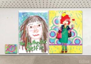 Digital Installation, 2014, Evangeilne Cachinero