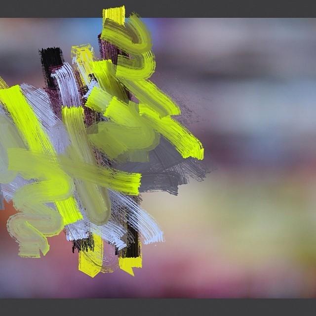 I don't miss one of them all of the time, but I miss all of them some of the time. #love #art #contemporarypainting #painting #abstractaddict #abstract #bobdylan #paraphrasing