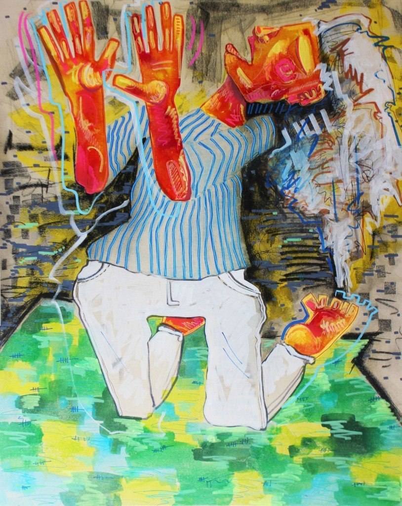 Evangeline Cachinero - Praying to no God in particular