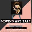 Moving Art Sale July  4 & 5, Saturday & Sunday